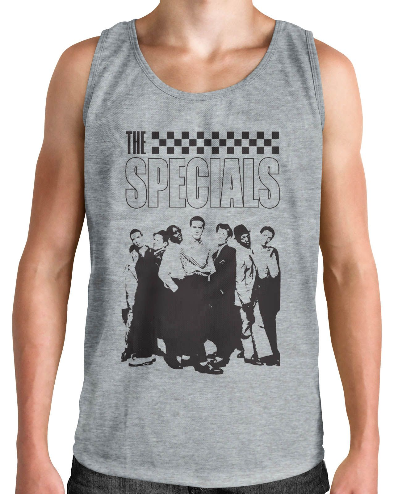 Regata The Specials Banda - Escolha a Cor  - HShop