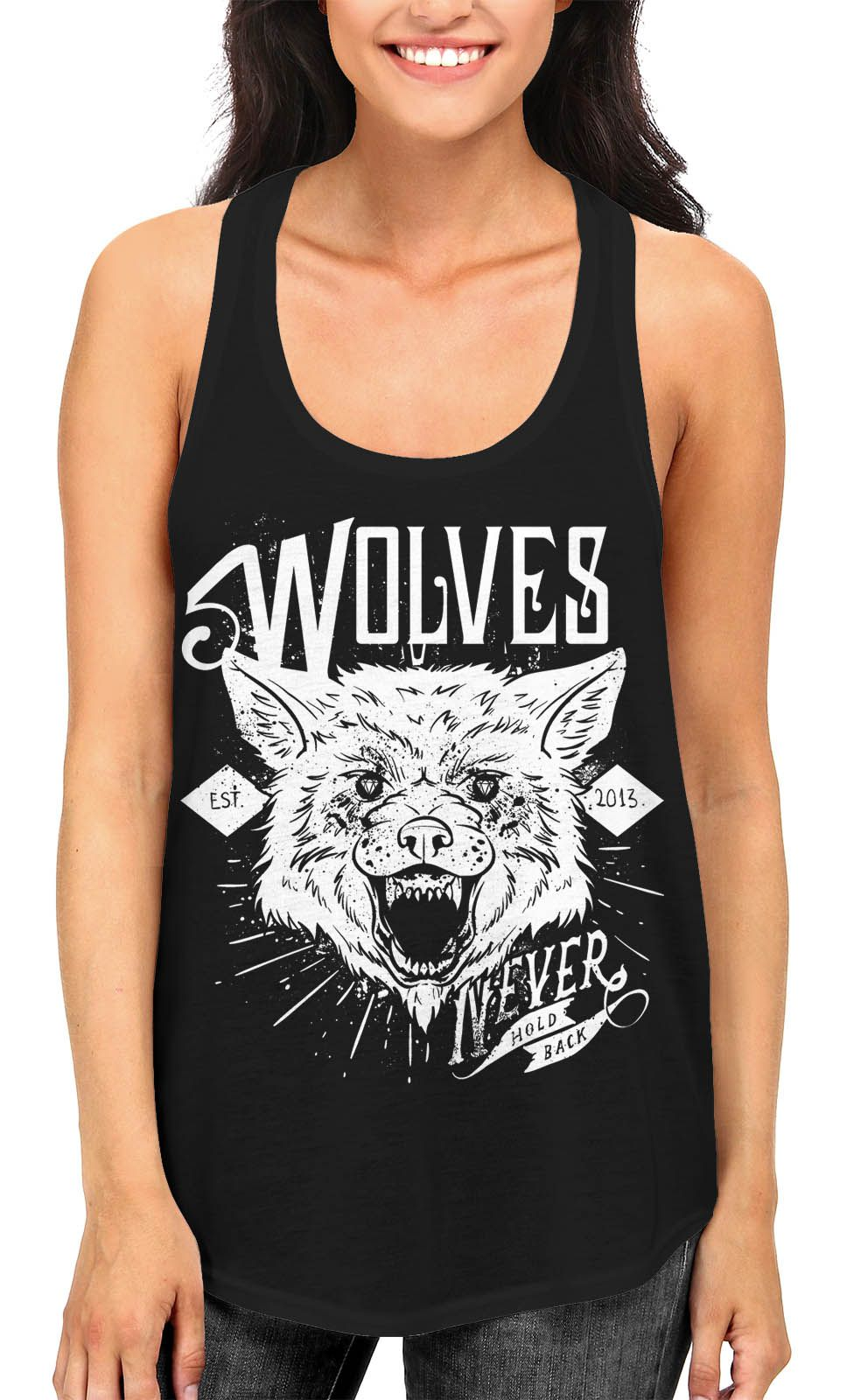 Regata Wolves - Escolha a Cor  - HShop