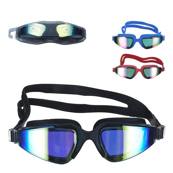 Aê Comprou! Óculos De Natação Adulto Com Estojo ZF5072 ART SPORT 1a4c0de11d