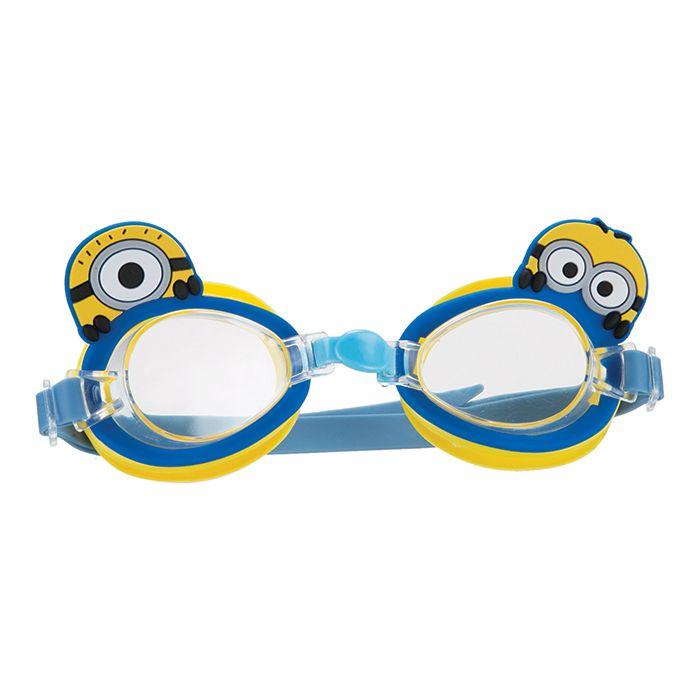 Aê Comprou! Óculos De Natação Infantil MINIONS ABUN058 ART BRINK eb8977a936