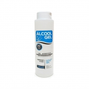 Álcool Gel Asséptico Higienizador de Mãos 70% 500ml
