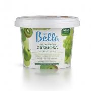 Cera Depilatória Cremosa Micro-Ondas Frutas Verde 200g Depil Bella