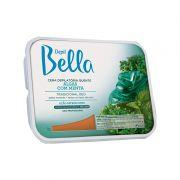 Cera Depilatória Quente Algas 1kg Depil Bella