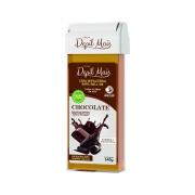 Cera Hidrossolúvel Roll On 140g Chocolate Depil Mais