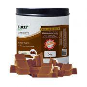 Cera Quente Granulada Chocolate 5kg Tutti Depil
