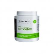 Creme de Massagem Modeladora SlimDetox 1kg Hidramais