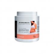 Creme de Massagem para Gestantes Hipoalergênico 1kg Hidramais
