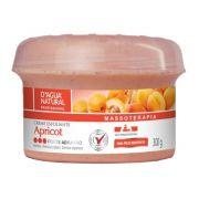 Creme Esfoliante Forte Abrasão Apricot 300g D'Agua Natural
