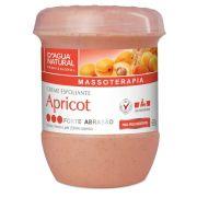Creme Esfoliante Forte Abrasão Apricot 650g D'Agua Natural