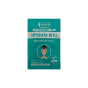 Creme Facial Renovação Celular Esfoliação Total 8g