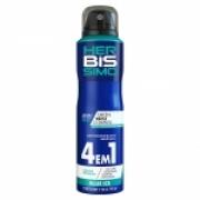 Desodorante Aerossol Antitranspirante Blue Ice 150ml Herbissimo
