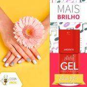 Esmalte Efeito Gel Ardente - Bella Brazil