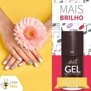 Esmalte Efeito Gel Axé - Bella Brazil