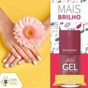Esmalte Efeito Gel Bossa Nova - Bella Brazil Caixa com 6 Unidades