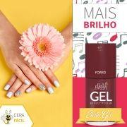 Esmalte Efeito Gel Forró - Bella Brazil
