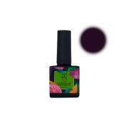 Esmalte em Gel T3 LED UV 8ml Roxo Glitter 035 Fannails