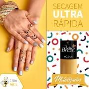Esmalte Metalizado Buzios - Bella Brazil