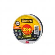 Fita Isolante Profissional 33+ 20 Metros Scotch 3M