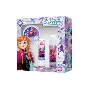 Kit de Maquiagem Anna Frozen View Cosméticos