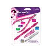 Kit Manicure Teens Rosa Home Care Merheje