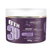 Máscara BTX 3D 500g Absoluty Color
