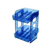 Mini Display Azul para Esmalte Santa Clara