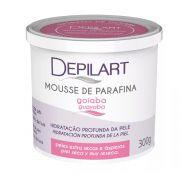 Mousse de Parafina Goiaba 300g Depilart