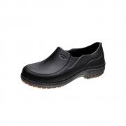 Sapato Profissional Soft Works de EVA Preto Tamanho 42