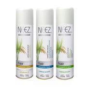 Shampoo A Seco Para Cabelos 250ml Neez