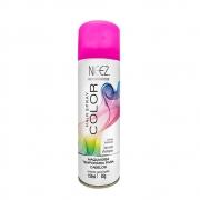 Spray Maquiagem Temporária para Cabelos Rosa 150ml Neez