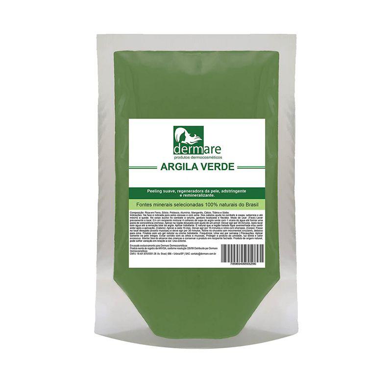 Argila Verde 500g Dermare