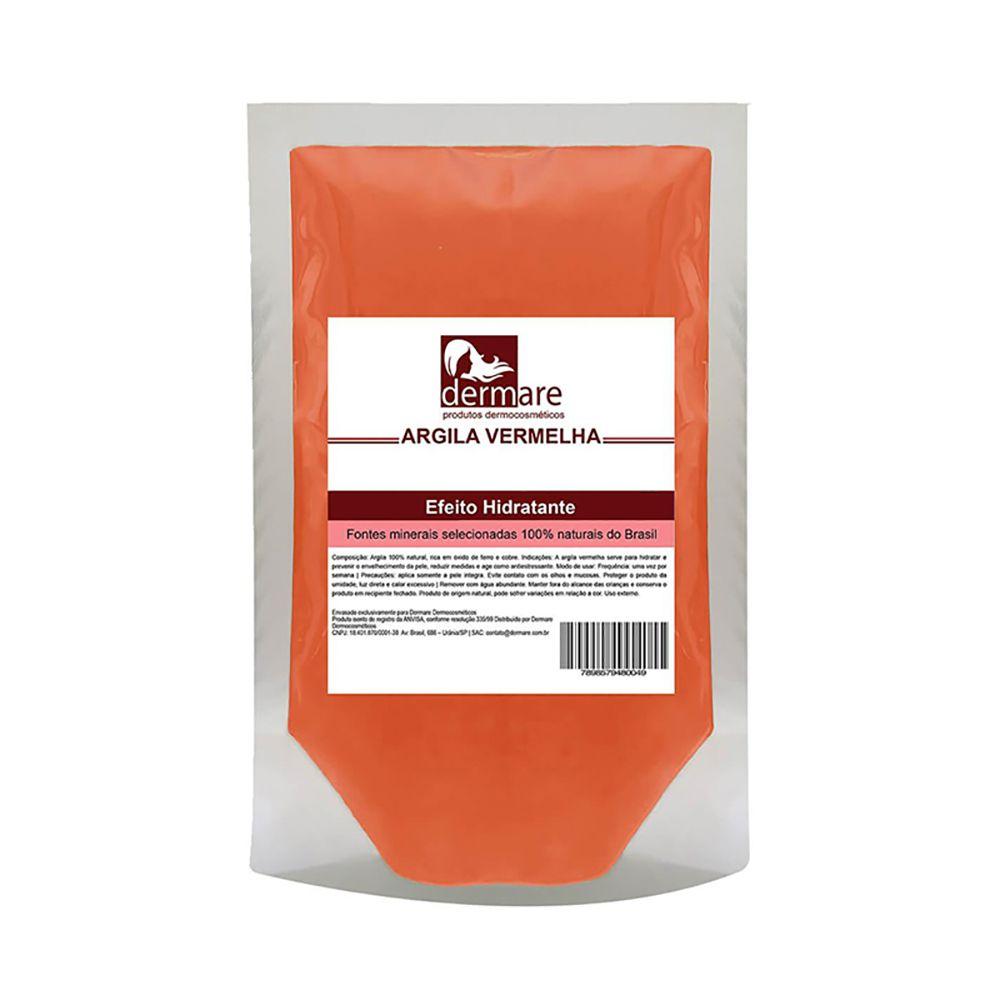 Argila Vermelha 1kg Dermare