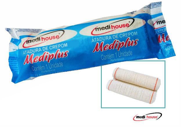Ataduras De Crepe 10cm 12un Medi House