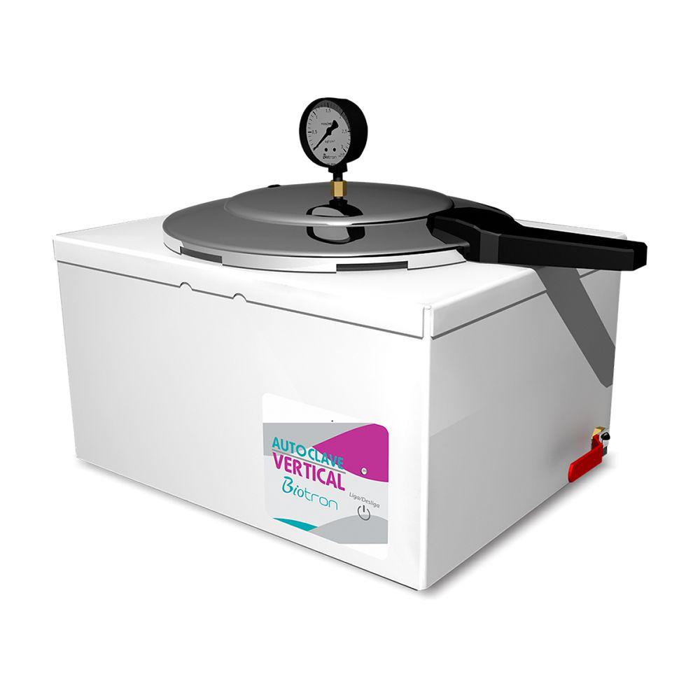 Autoclave Vertical 8L Bivolt Biotron
