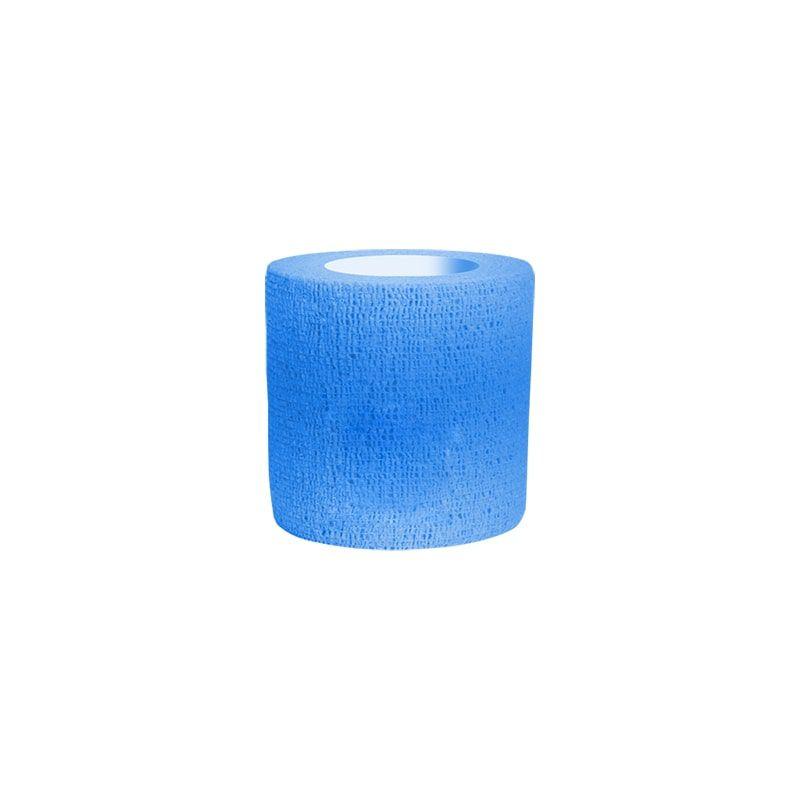 Bandagem Atadura Elástica Azul Claro 5cmx4,5mt Phantom HK