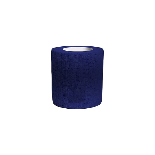 Bandagem Atadura Elástica Azul Escuro 7,5cmx4,5mt Phantom HK