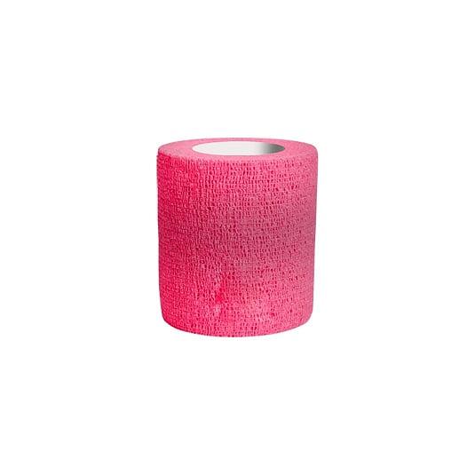 Bandagem Atadura Elástica Pink 7,5cmx4,5mt Phantom HK