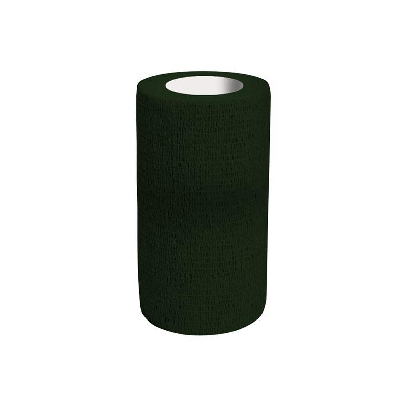Bandagem Atadura Elástica Verde Escuro 15cmx4,5mt Phantom HK