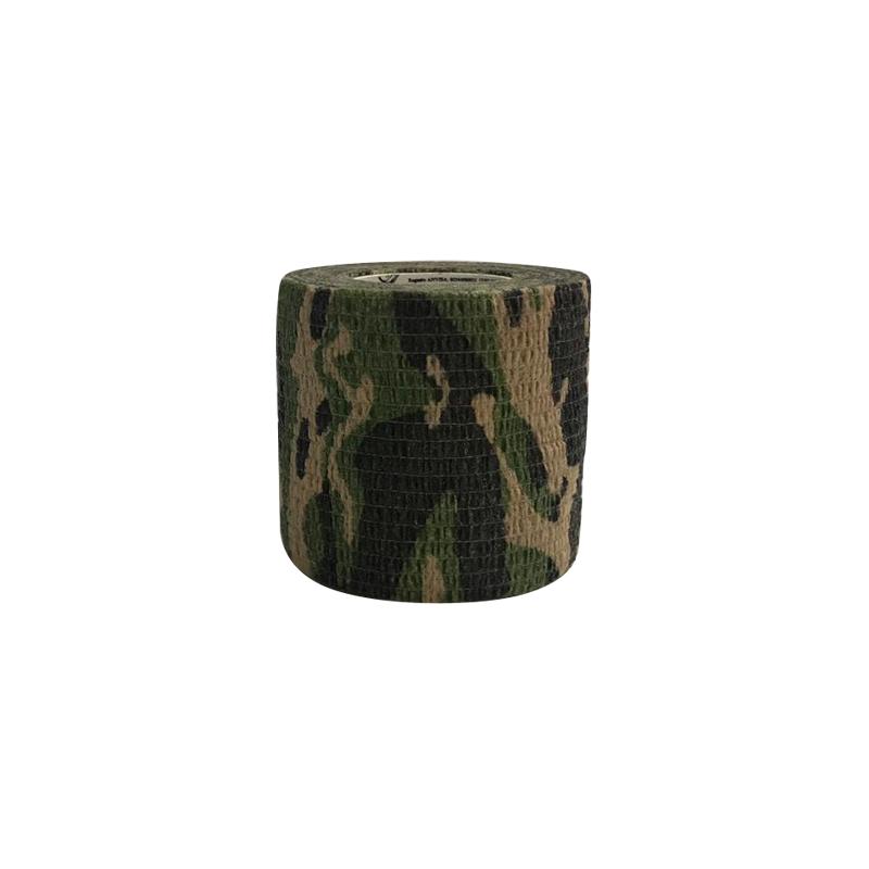 Bandagem Elástica Verde Camuflada 5cmx4,5m