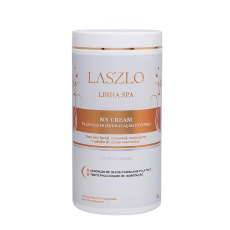 Creme Base My Cream Peles Secas 1kg Laszlo