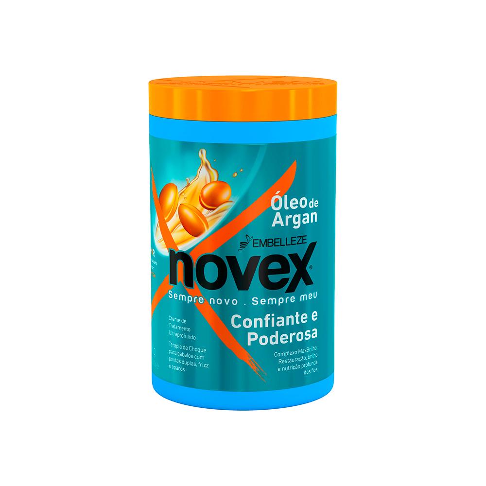 Creme de Tratamento Capilar Óleo de Argan 1kg Novex