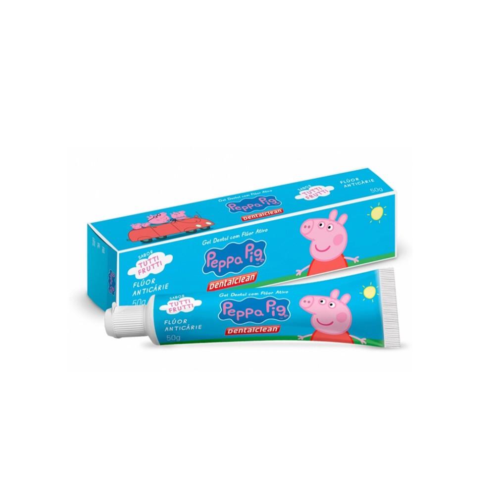 Creme Dental 50g Tutti Fruit Peppa Pig