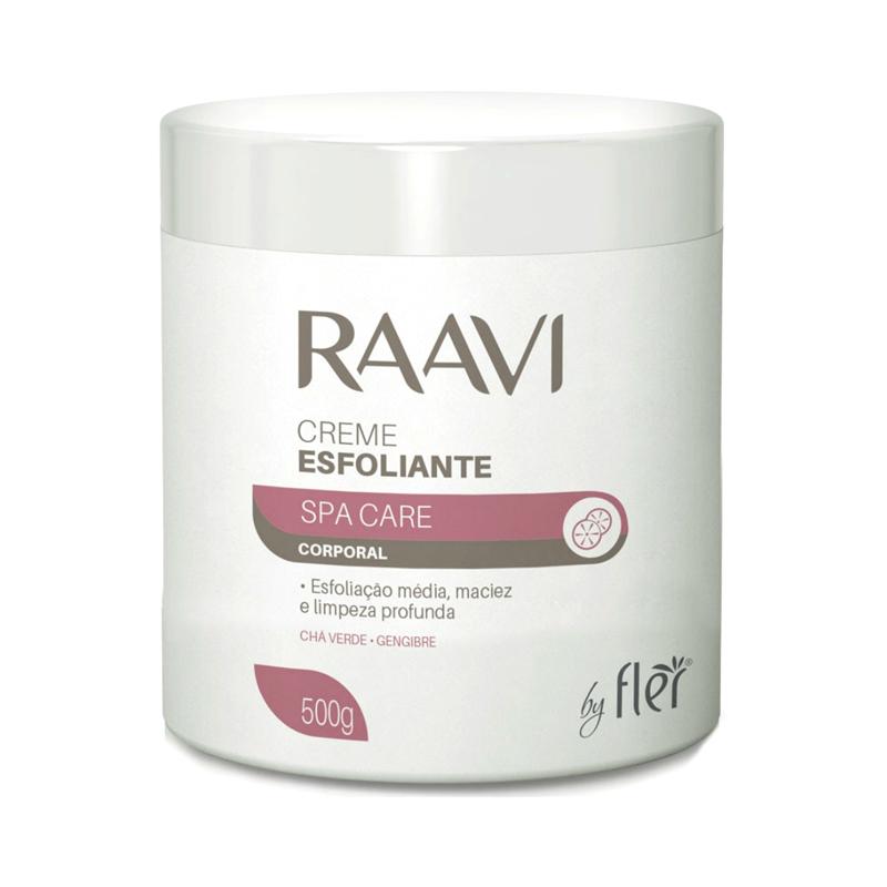 Creme Esfoliante Spa Care 500g Raavi