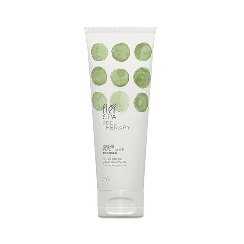 Creme Esfoliante Spa Peel Therapy 200g Flér