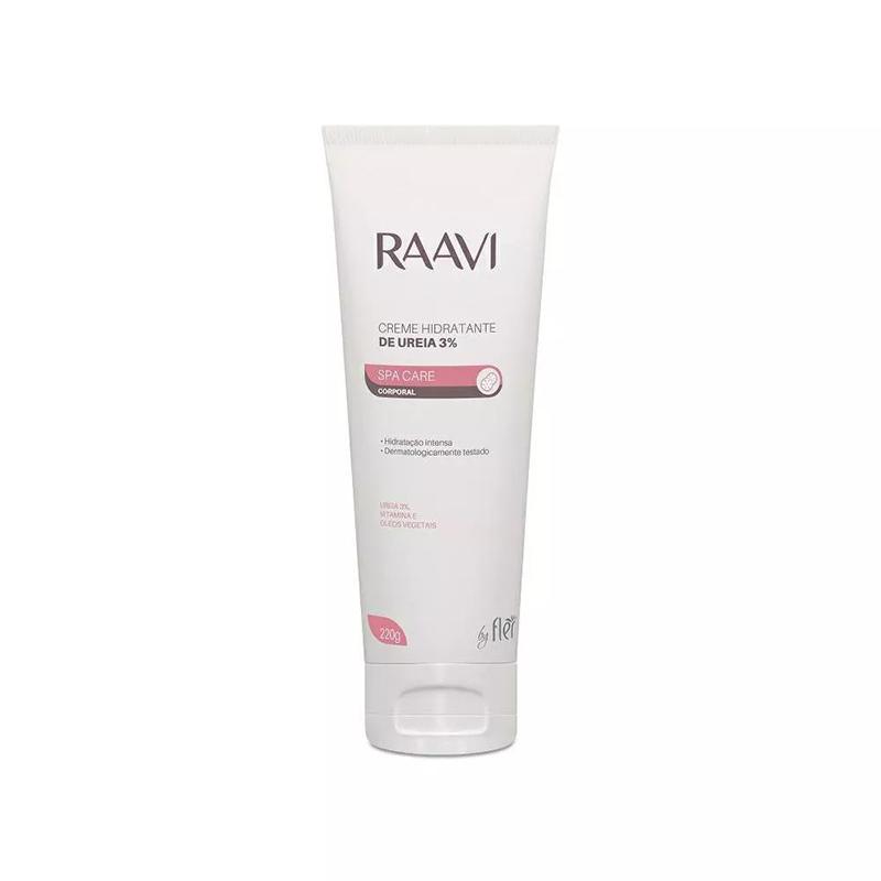 Creme Hidratante de Ureia 3% 220g Raavi