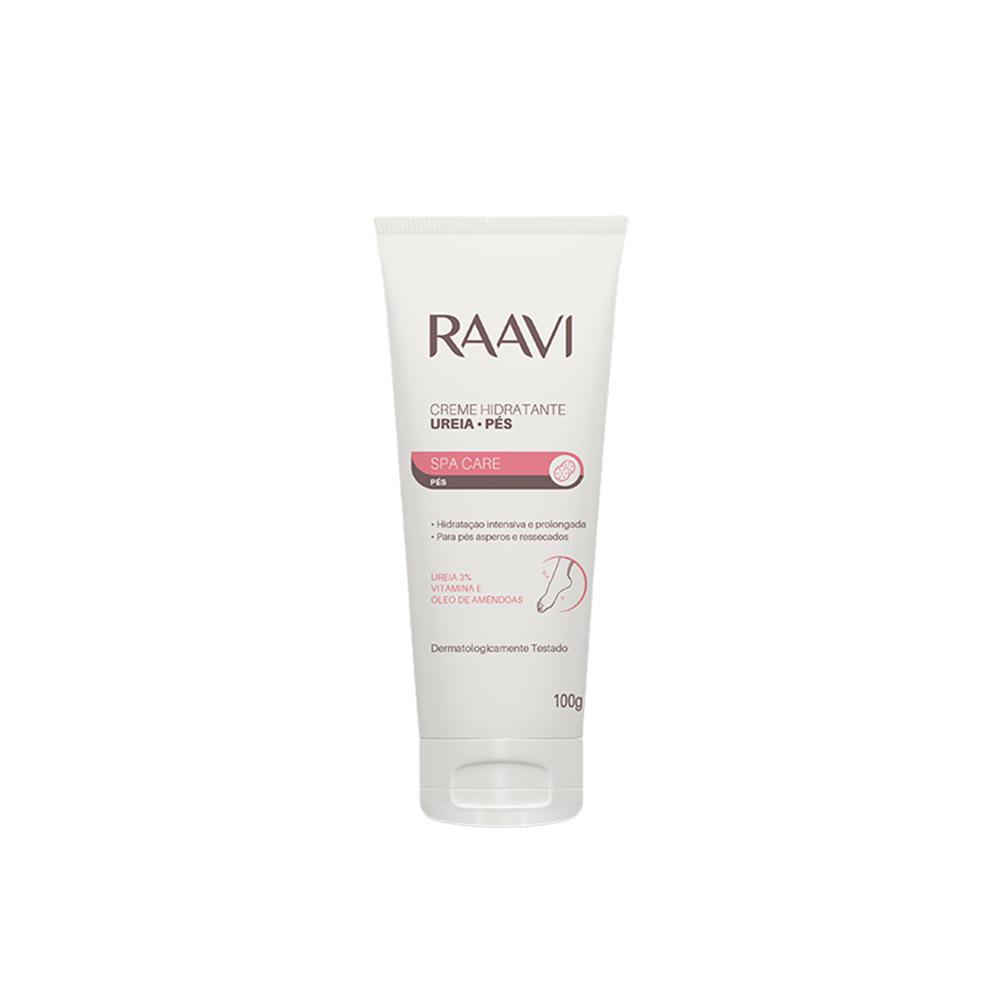 Creme Hidratante de Ureia 3% para Pés 100g Raavi
