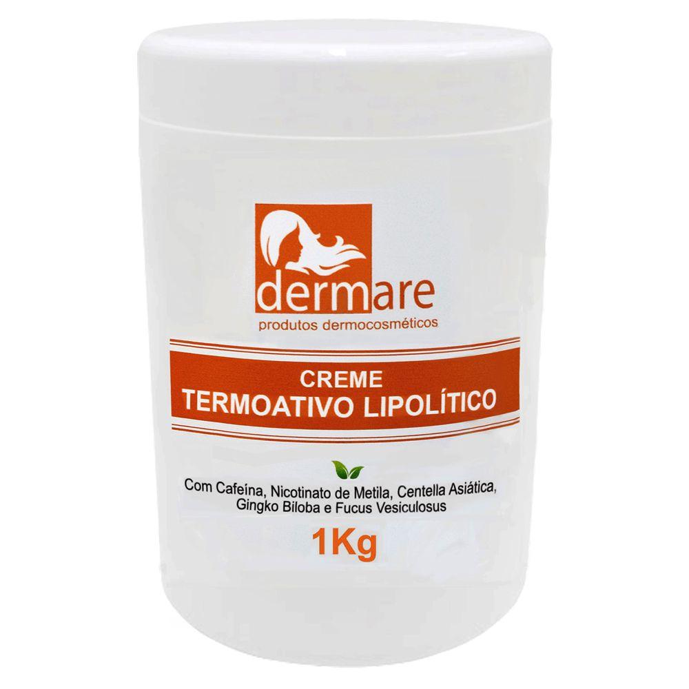 Creme Termoativo 1kg Dermare