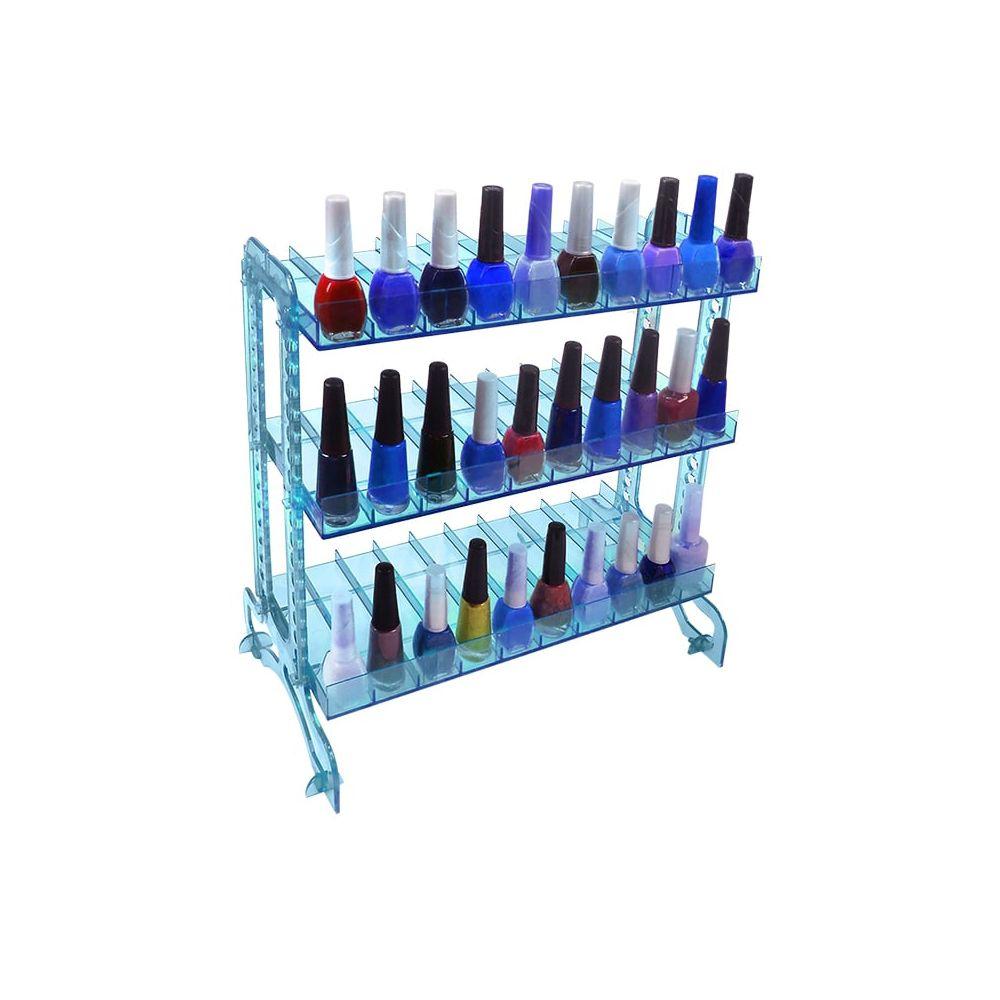 Display para Esmaltes Grande Azul Santa Clara