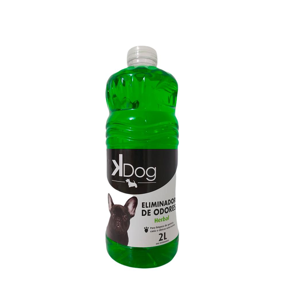 Eliminador de Odores Herbal 2L KDog