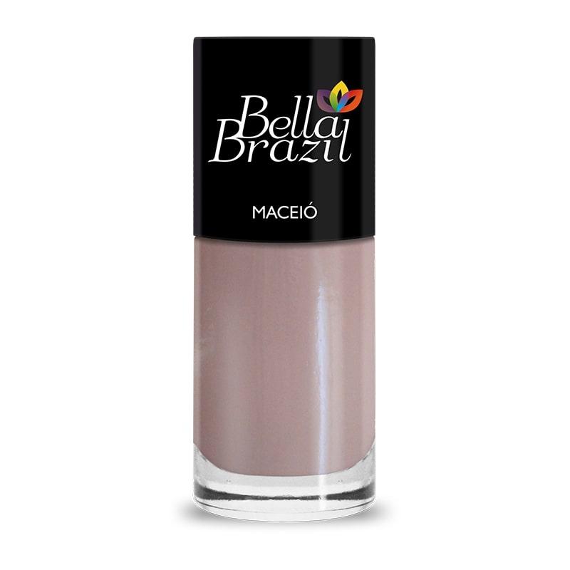 Esmalte Cremoso Maceió 8ml Bella Brazil